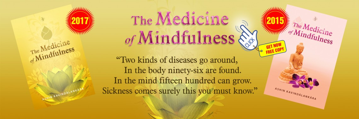 The Medicine Of Mindfulness